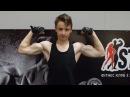 Влад 15 лет Мезоморф Тренировка в тренажерном зале