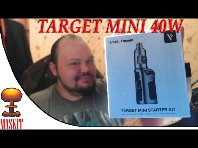 Target Mini 40W от Vaporesso | Пассажирский Кальян )