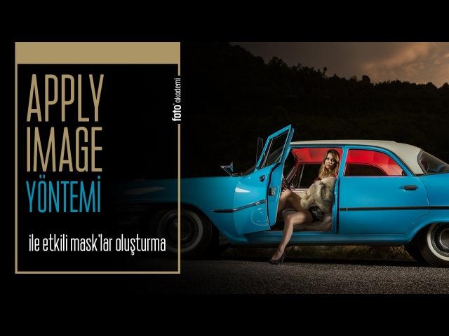 Photoshop ta Apply Image Yöntemi ile Etkileyici Maskeler Oluşturma