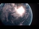 Удивительный вид на землю из космоса. Amazing view of the earth from space.
