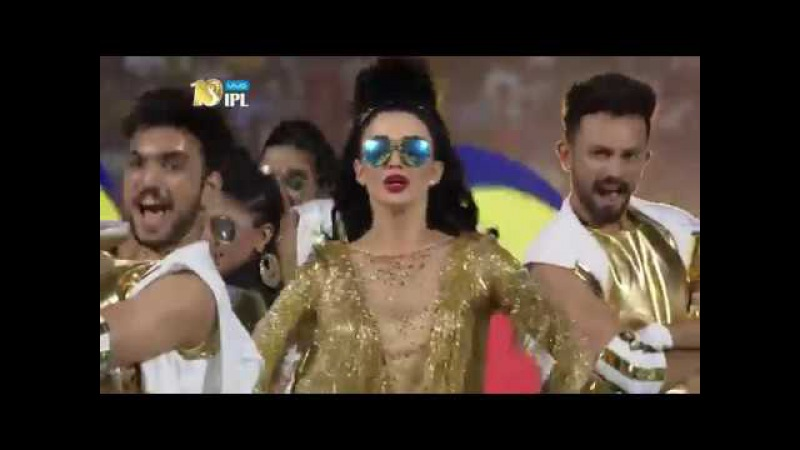 Amy Jackson set the stage on fire | Bollywood Chartbusters | IPL VIVO 2017 Opening Ceremony