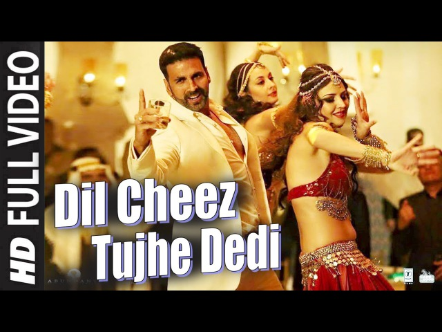 DIL CHEEZ TUJHE DEDI Full Video Song AIRLIFT Edited by Me