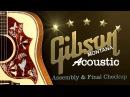 Max Guitar Store - At Gibson Montana assambly and final checkup part 4