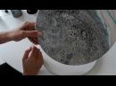 Коротко о материалах( жидкий акрил)