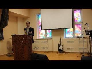 Церковь Сила Веры_г.Москва_п. Араик _Суета-это завершенный процесс_03.12.16г.