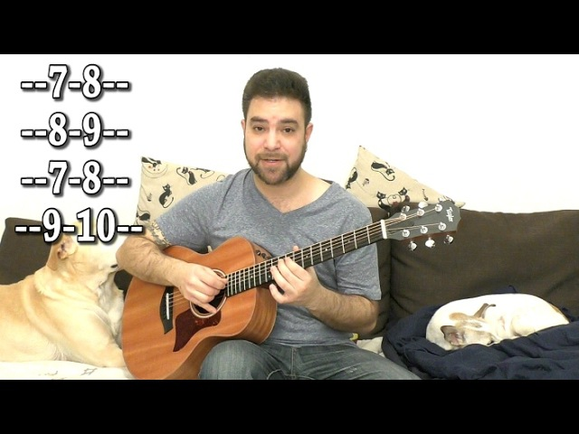 Exotic (Ethnic) Scales - How to Play the Latin\Arabic\Gypsy Guitar Sound - The Ultimate Lesson
