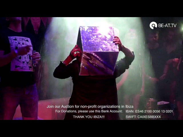 Woomoon - Closing Party ( Rampue Ritual performance in collaboration with La Fura dels Baus )