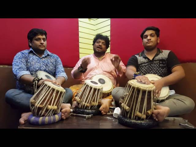 GHUNGROO TABLA SOLO BY USTAD SEHZAD JANI NEW
