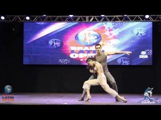 Baila Mundo - Paulo Victor e Luisa Teston - Vice campees (Brasil Latin Open 2017)