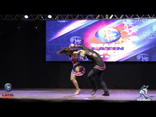 Baila Mundo - Léo Gomes e Ana Paula Gomes - Campeões Categoria Zouk (Brasil Latin Open 2017)