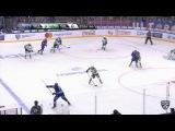 КХЛ (Континентальная хоккейная лига) - Моменты из матчей КХЛ сезона 16/17 - Гол. 4:0. Ковальчук Илья