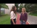 Giovanna Antonelli e Angélica fazendo passeio nos Estúdios da Globo - Programa Estrelas 11/02/2017