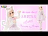 Посылка из Японии 3Review Azone Sahras a la mode SAHRA meow x meow