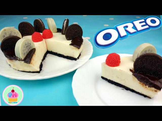 ГОТОВИМ ТОРТ ОRЕО | ЧИЗКЕЙК ОРЕО БЕЗ ВЫПЕЧКИ | OREO CAKE