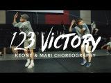 123 Victory - Kirk Franklin ft. Pharrell Keone &amp Mari Choreography Summer Jam Dance Camp 2017