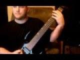 Microtonal 24 EDO Seven String Guitar