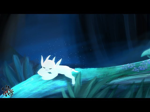 Ori and the Blind Forest - стрим