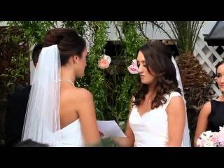 Same Sex Wedding (Lesbian)