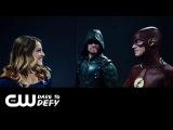 Superhero Fight Club 2.0 Scene | The CW