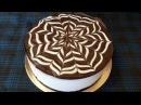 Очень ВКУСНЫЙ ТОРТ Торт ПТИЧЬЕ МОЛОКО Рецепт торта Украшение тортов Cake decorating