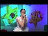 Chica rusa canta como YMA SUMAC noviembre 2016