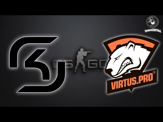 CS-GO - SK-Gaming vs. Virtus.Pro- Bo 3 - Grand-final - DreamHack Masters Las Vegas 2017