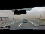 Пыльная буря на выезде из Бийска (Barnaul22)