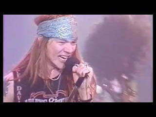 Guns N' Roses Live At The Ritz 1988 Uncut Master (FULL SHOW)