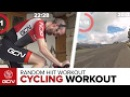 40 Minute Fat Burning Indoor Cycling Training Random HIIT Workout – Passo Pordoi