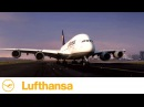 The Majestic Airbus A 380: Flight Impressions | Lufthansa
