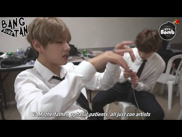 [ENG] 160923 [BANGTAN BOMB] Vs Dream came true - His Cypher pt.3 Solo Stage