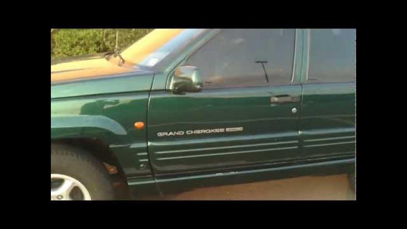 Mostre seu carro em nosso canal. Grand Cherokee 5.9