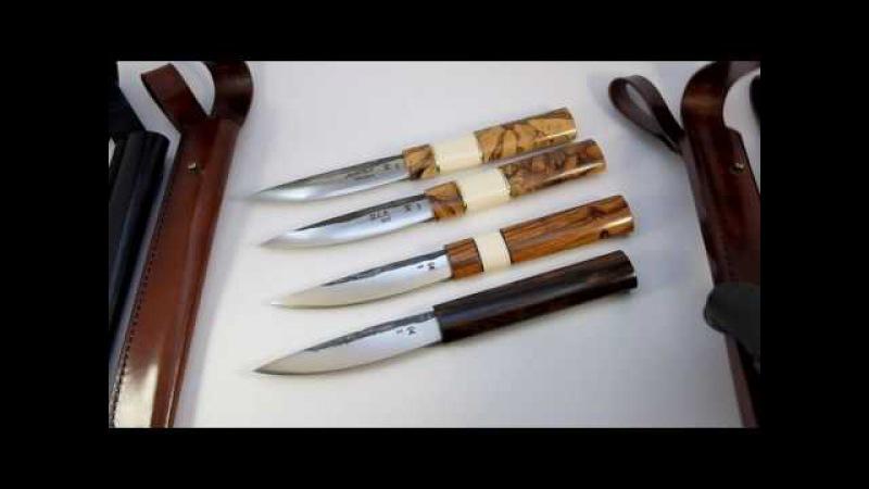 Якутские ножи! (М390)