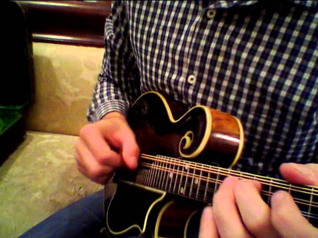 Mandolin Brothers: Baroque Piece / Tennessee Waltz by Chris Thile