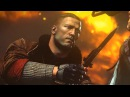 Wolfenstein The New Order - Return To Deathshead Compound Final Boss Fight Uber