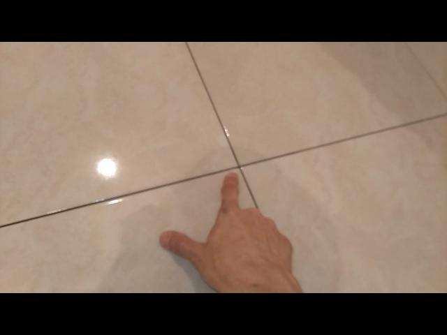Кривая плитка Что же с ней делать