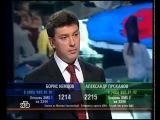 Борис Немцов vs  Александр Проханов. К барьеру!