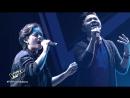 Класно спели песню Hallelujah на батлах в шоу Голос Voice Teens