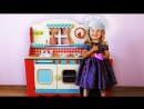 ✿ Свинка Пеппа ИГРАЕМ В ПОВАРА  Peppa Pig  Сюрприз  Свинка Пеппа на Русском Peppa Pig toy 2016
