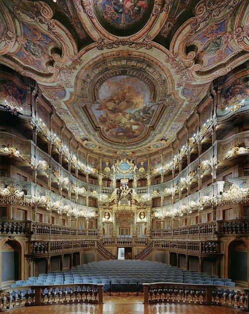 Маркграфский оперный театр