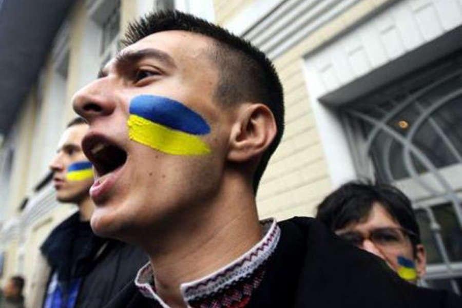 Что случилось с жителями Украины?