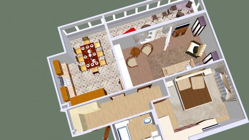 Эргономичная планировка квартиры