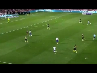 Manchester United loanee Andreas #Pereira is the future of central midfield in #Brazil football. Such amazing technique vs Atlét