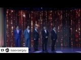 Репетиция выступления Шоу «Уральские Пельмени» на юбилее КВН в Кремле