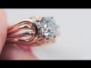 Как менялась мода на обручальные кольца за 100 лет