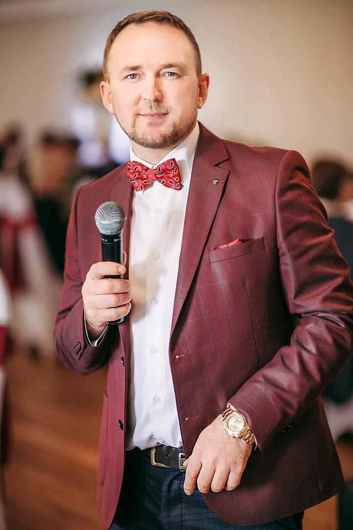 Ведущий на свадьбу Андрей Дубовик