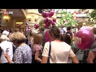 Нюша, Полина Гагарина, Валерий Меладзе продают мороженое по 25 рублей