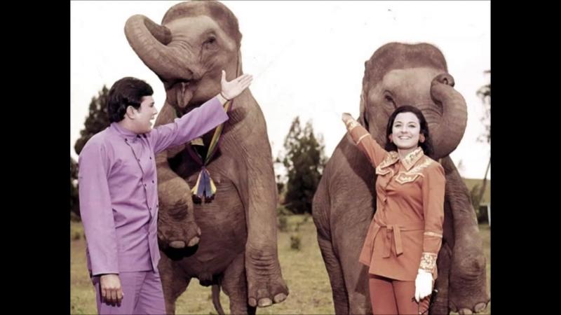 Легенды проката СССР. Слоны мои друзья (Индия)