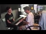 Kristian Kostov и Ваня Чебанов эксклюзивно для Музыки Первого исполнили свой новых хит