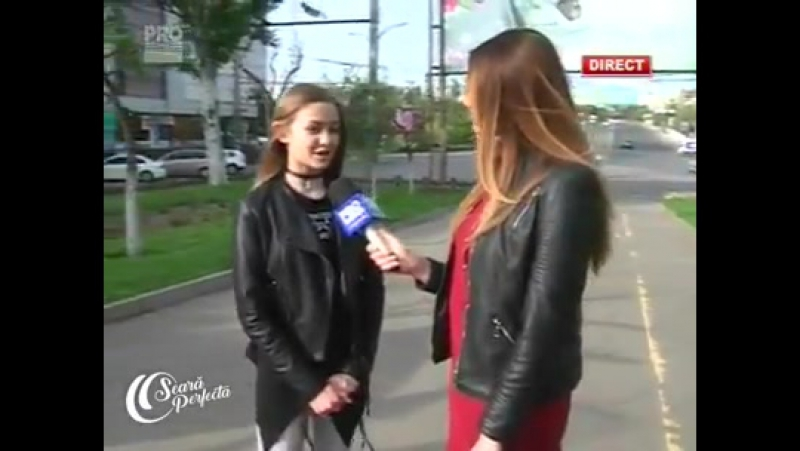 Юлиана Берегой Интервью для ProTV